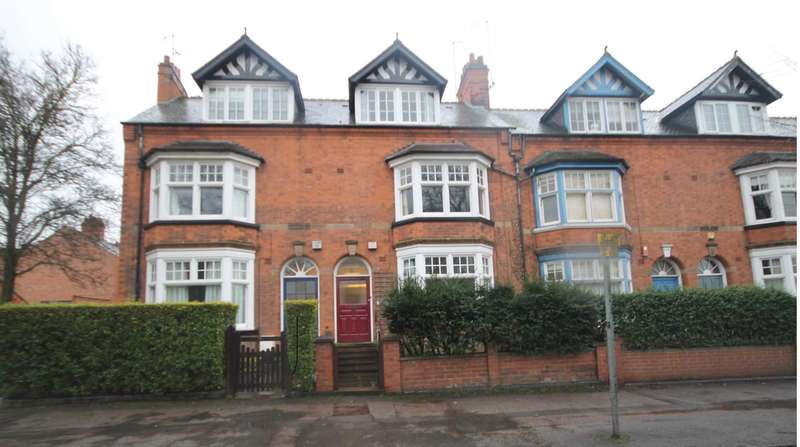 5 Bedrooms Villa House for sale in Victoria Park Road, Opposite Victoria Park LE2 1XE