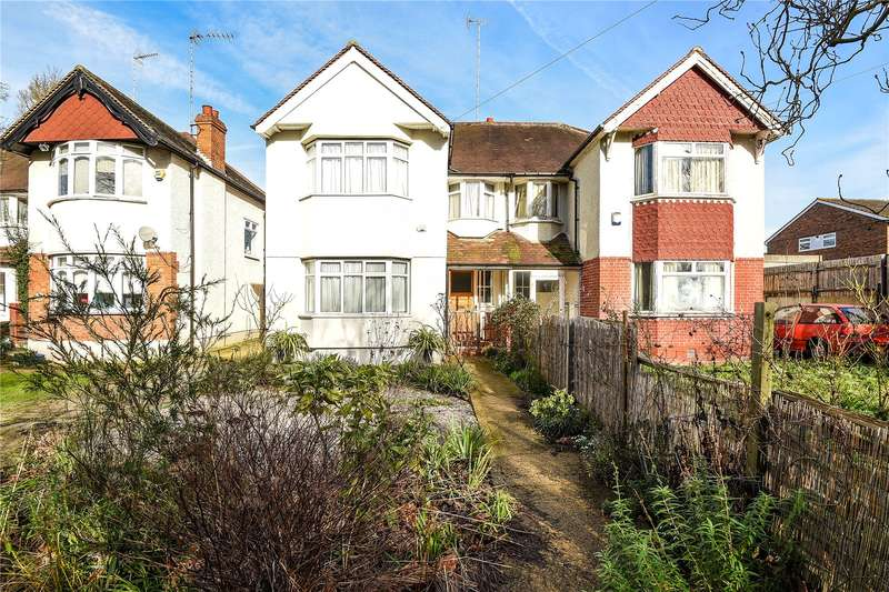 3 Bedrooms Semi Detached House for sale in Honey Hill, Uxbridge, Middlesex, UB10