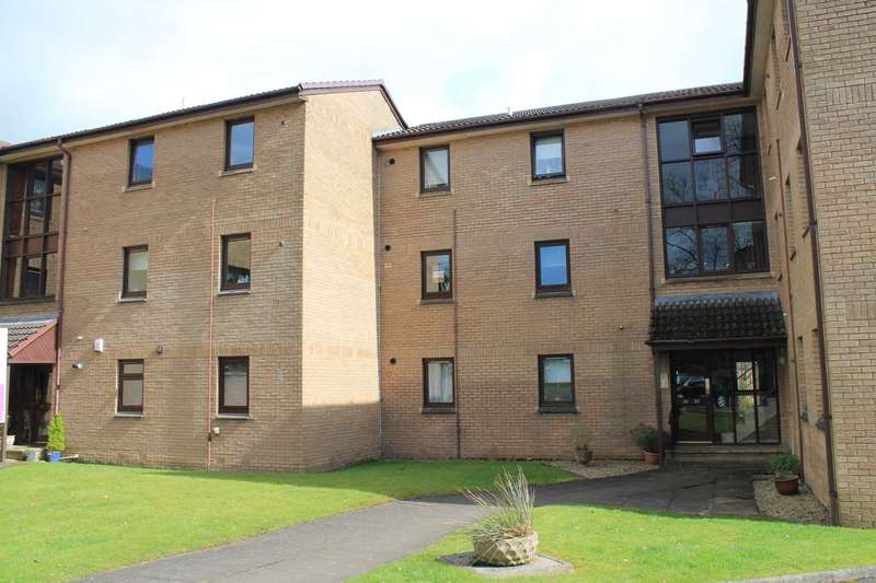 2 Bedrooms Flat for rent in Brodie Park Avenue, Paisley, PA2 6JA