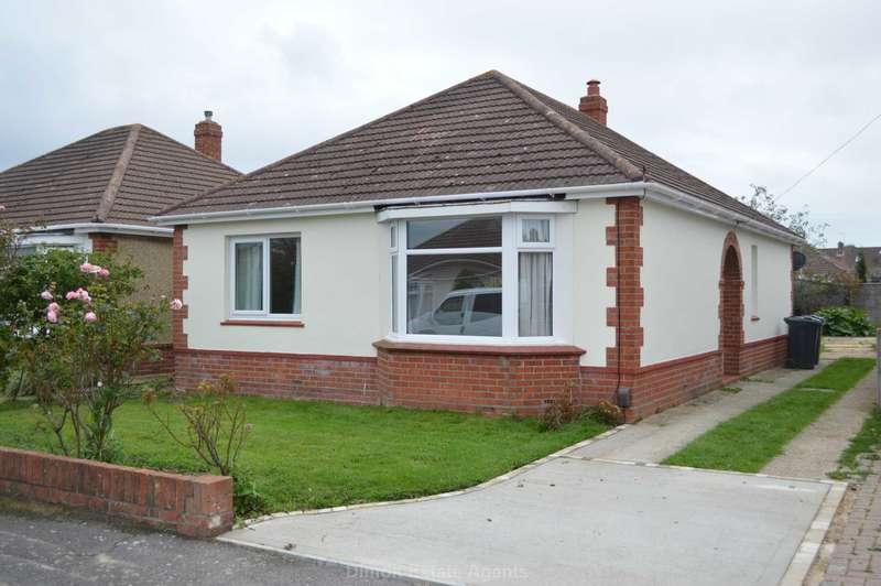 3 Bedrooms Detached Bungalow for sale in Lerryn Road, Gosport