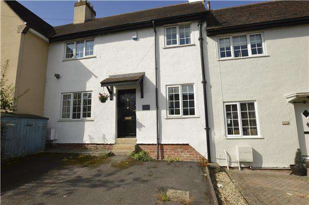 3 Bedrooms Cottage House for sale in Nutbridge Cottages Station Road, Woodmancote