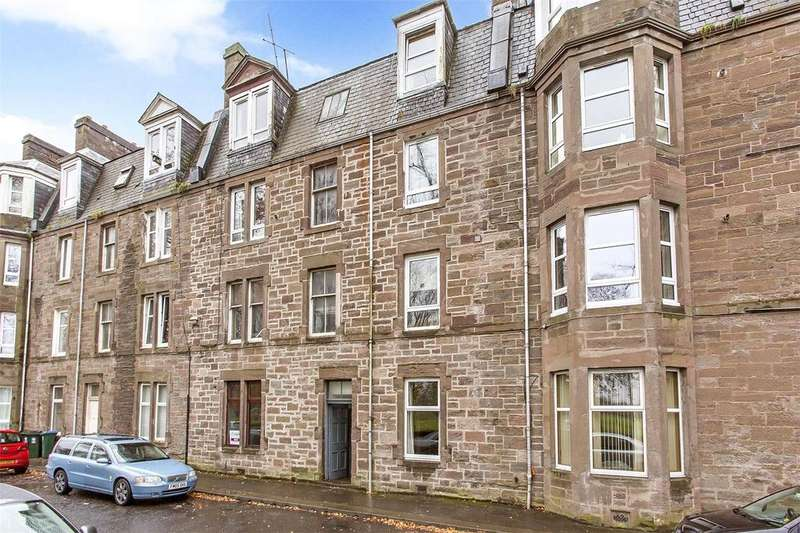 1 Bedroom Flat for sale in 21 South Inch Terrace, Perth, PH2
