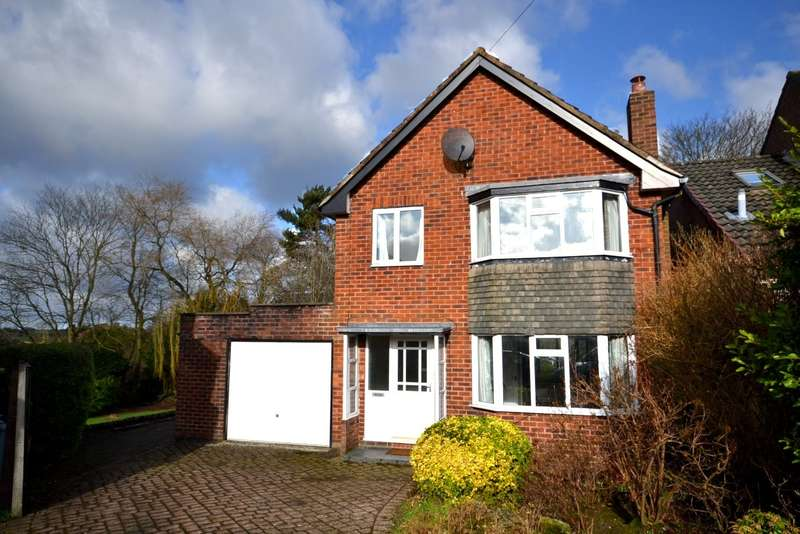 3 Bedrooms Detached House for sale in Bromley Road, Macclesfield