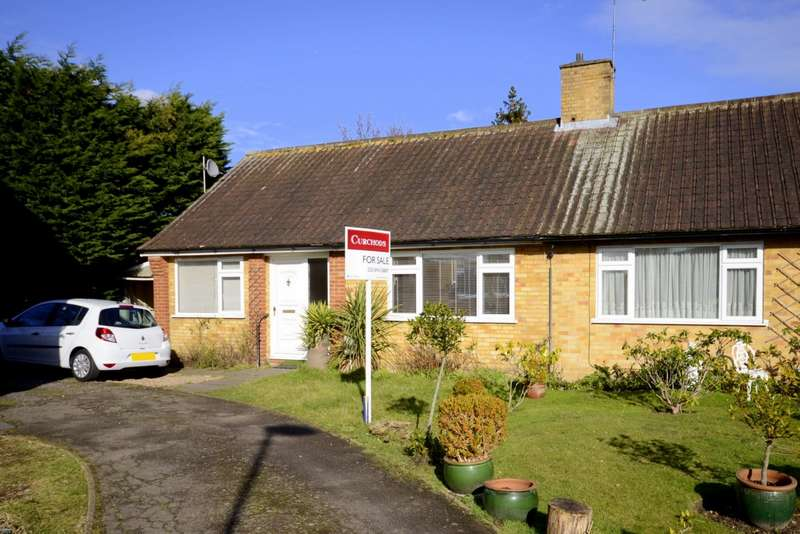 2 Bedrooms Semi Detached Bungalow for sale in New Malden