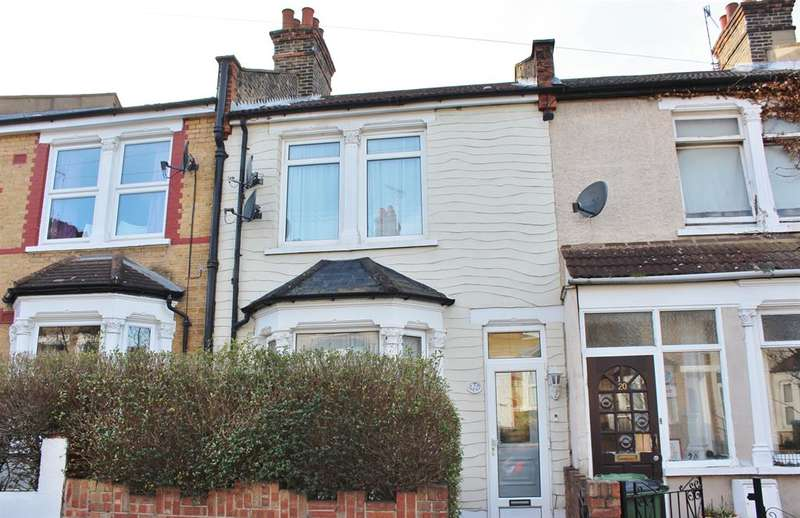 2 Bedrooms Terraced House for sale in Congress Road, Abbey Wood, London, SE2 0LT