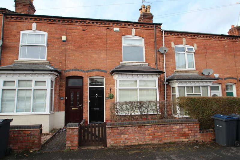 2 Bedrooms Terraced House for sale in Clarence Road, Harborne