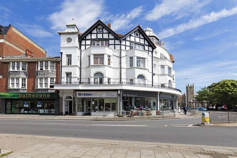 3 Bedrooms Maisonette Flat for sale in Warwick Mansions, Brighton Road, Worthing, BN11 3EL