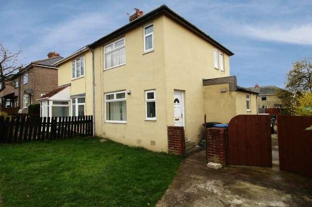 3 Bedrooms Semi Detached House for sale in Park Avenue, Coxhoe, Durham, DH6 4JJ