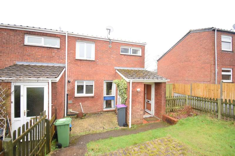 3 Bedrooms End Of Terrace House for sale in Bagley Court, Thornhill, Cwmbran, NP44