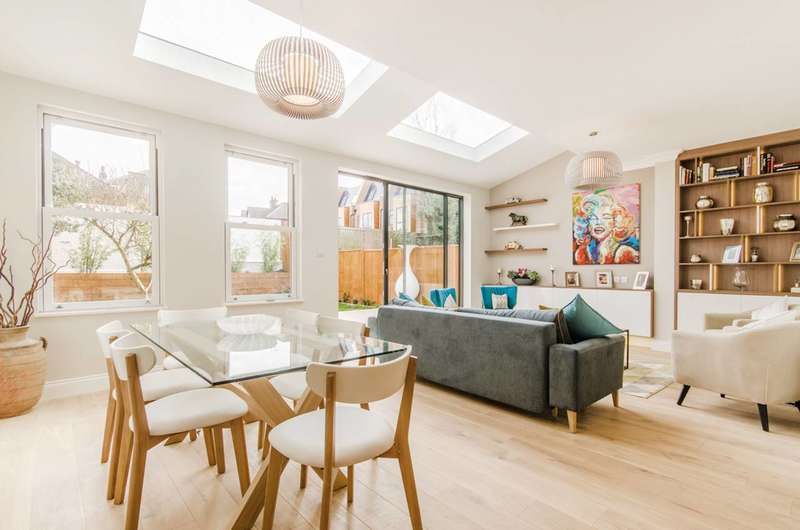 2 Bedrooms Flat for sale in West Lodge Avenue, Acton, W3