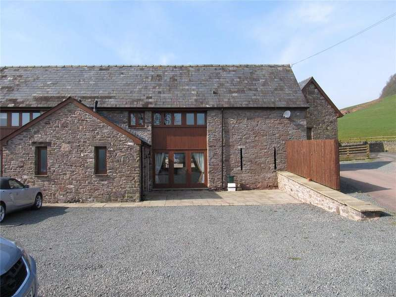 3 Bedrooms Terraced House for rent in Merthyr Cynog, Brecon, Powys