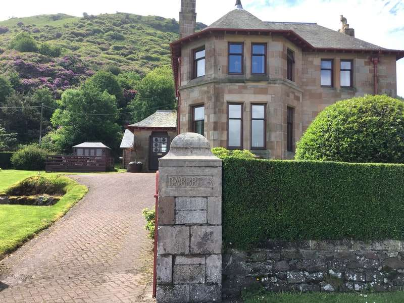 5 Bedrooms Detached House for sale in Kilkerran Road, Campbeltown, Argyllshire, PA28