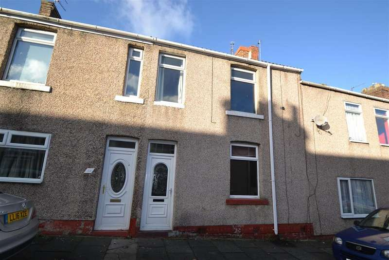 3 Bedrooms Terraced House for sale in South Street, Spennymoor