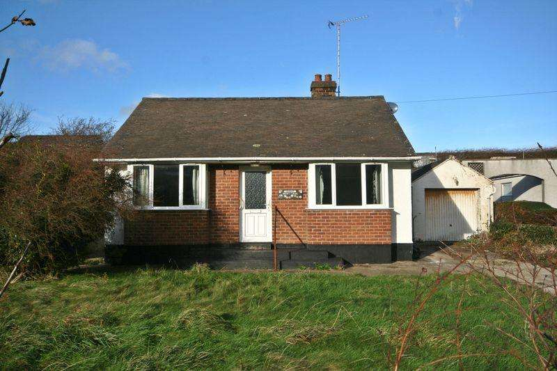 2 Bedrooms Detached Bungalow for sale in Holyhead, Anglesey