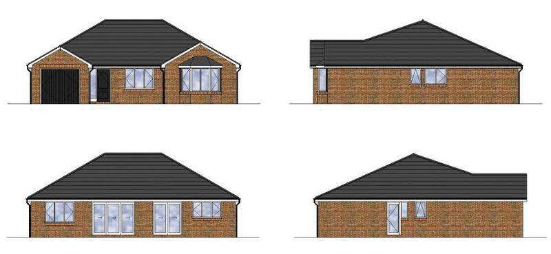 3 Bedrooms Bungalow for sale in Windsor Drive, Blyth