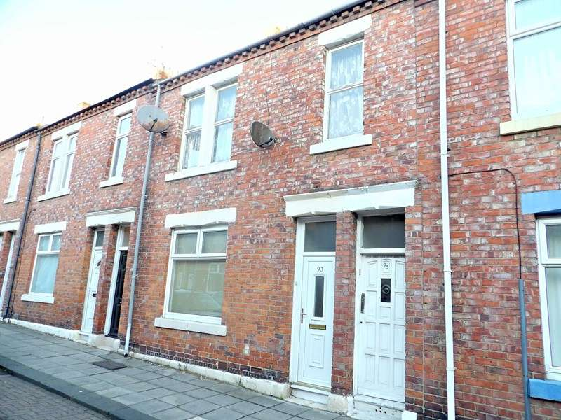 2 Bedrooms Property for sale in Canterbury Street, South Shields, South Shields, Tyne and Wear, NE33 4DD