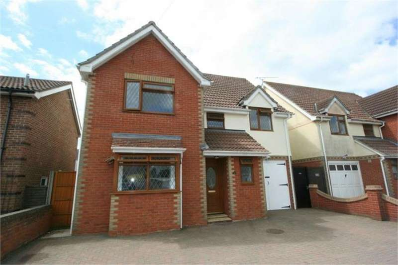 4 Bedrooms Detached House for sale in Thorpe Road, Kirby Cross