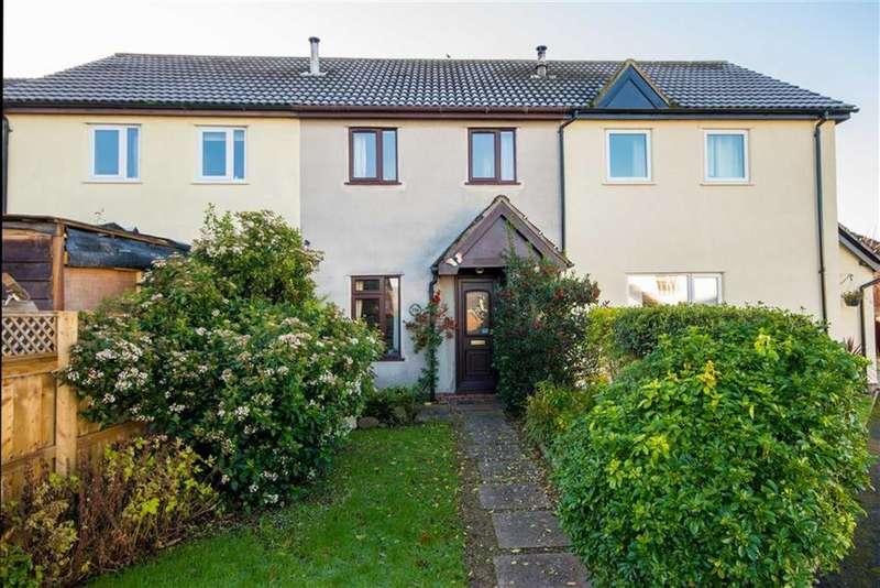2 Bedrooms Terraced House for sale in Parc Y Llan, Llanfair Dyffryn Clwyd, Ruthin