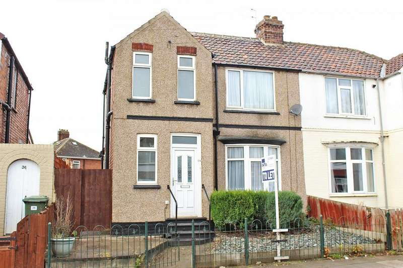3 Bedrooms Semi Detached House for sale in David Road, Norton, TS20