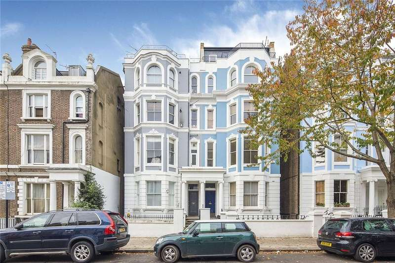 2 Bedrooms Flat for sale in Colville Road, Notting Hill, London, W11
