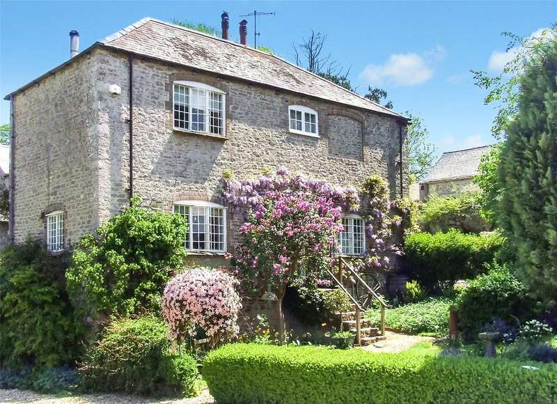 2 Bedrooms Semi Detached House for sale in Church Lane, Buckland Ripers, Dorset