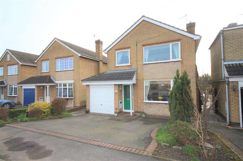 3 Bedrooms Detached House for sale in Alissa Avenue, Ripley