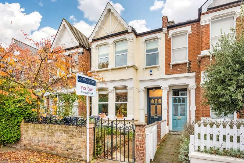 4 Bedrooms Terraced House for sale in Maldon Road, Acton, London, W3