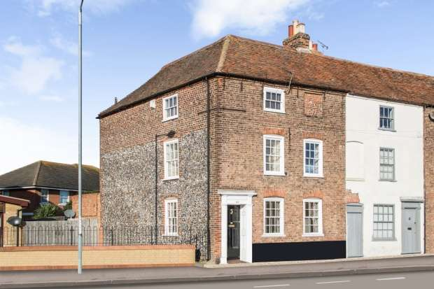 5 Bedrooms Property for sale in High Street, Ramsgate, Kent, CT11 0QP