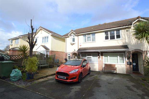 3 Bedrooms Semi Detached House for sale in Hawthorn Way, Plymouth, Devon