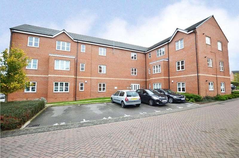 2 Bedrooms Apartment Flat for sale in Saltaire Court, 2 Ripley Close, East Ardsley