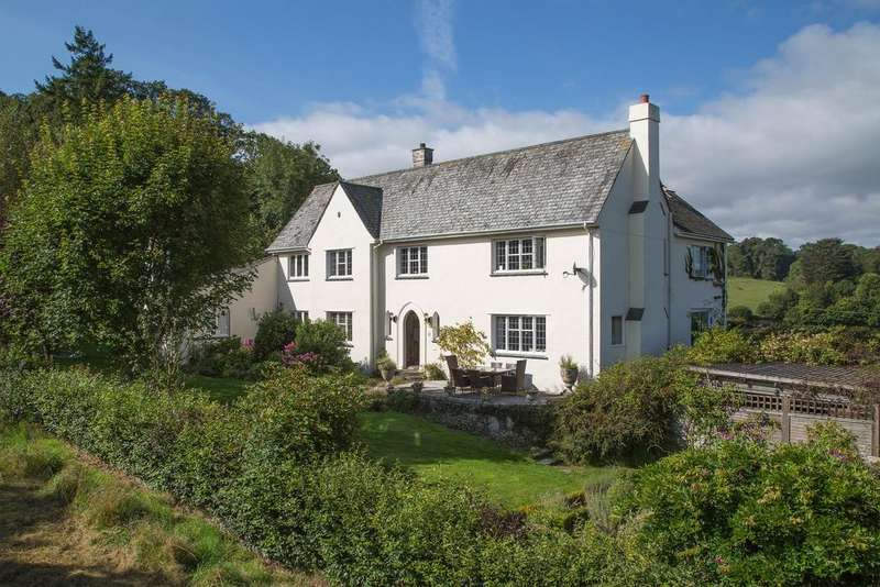 6 Bedrooms Detached House for sale in Linden Spinney Chagford TQ13