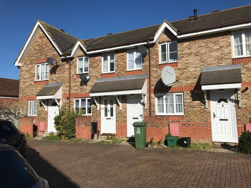 2 Bedrooms Terraced House for sale in Troon Close, London, SE28 8QG