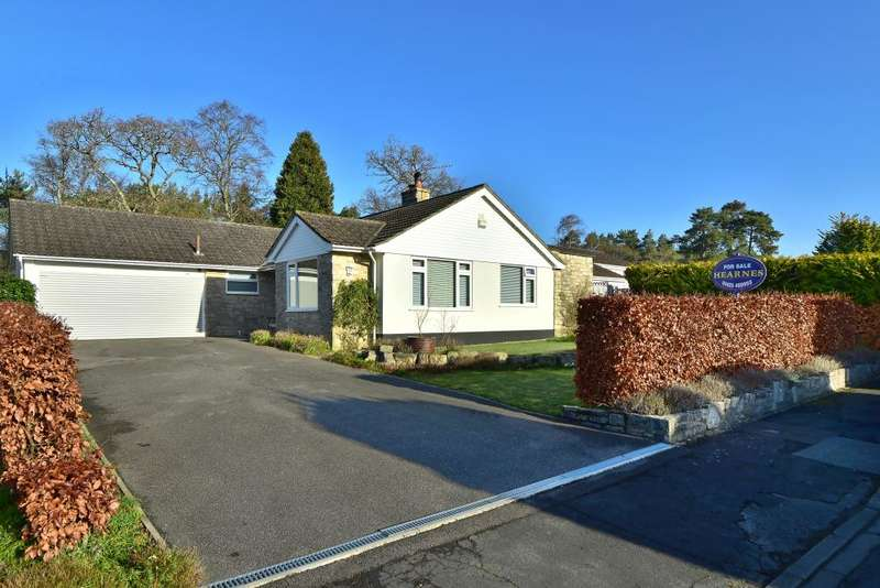 3 Bedrooms Detached Bungalow for sale in Ashley Heath, Ringwood, BH24 2HG