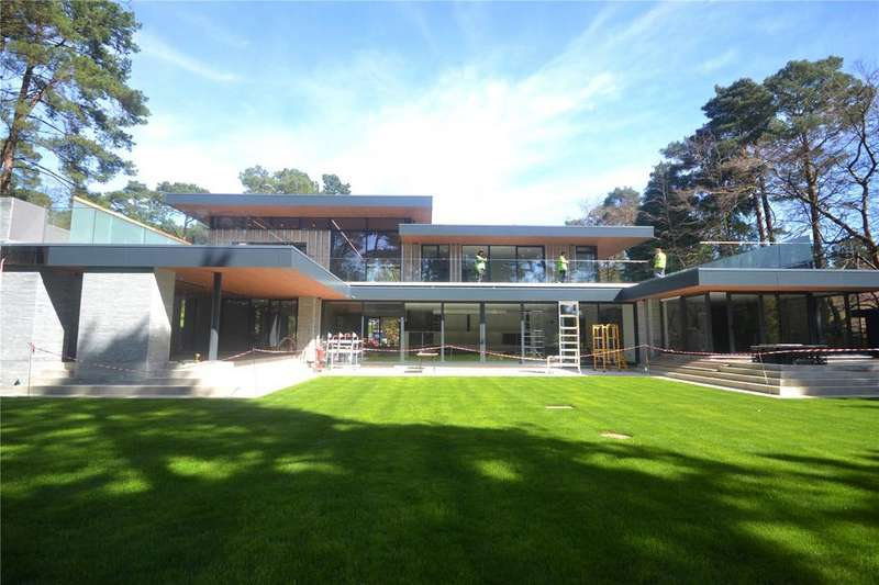 5 Bedrooms Detached House for sale in Mornish Road, Branksome Park, Poole, Dorset, BH13