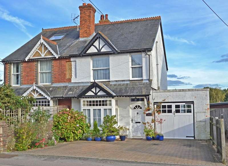 3 Bedrooms House for sale in Church St, Rudgwick, West Sussex, RH12