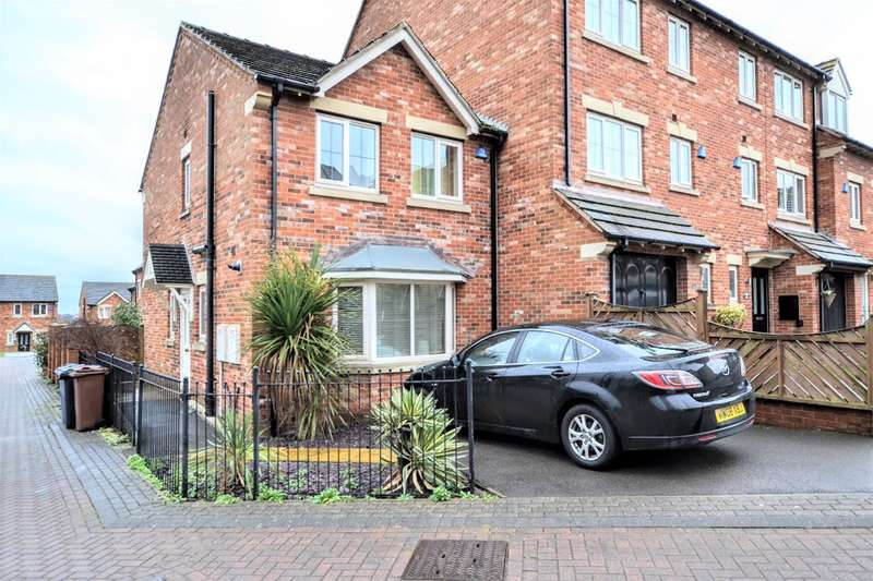 3 Bedrooms Semi Detached House for sale in Old Oaks View, Barnsley, S70 3RN