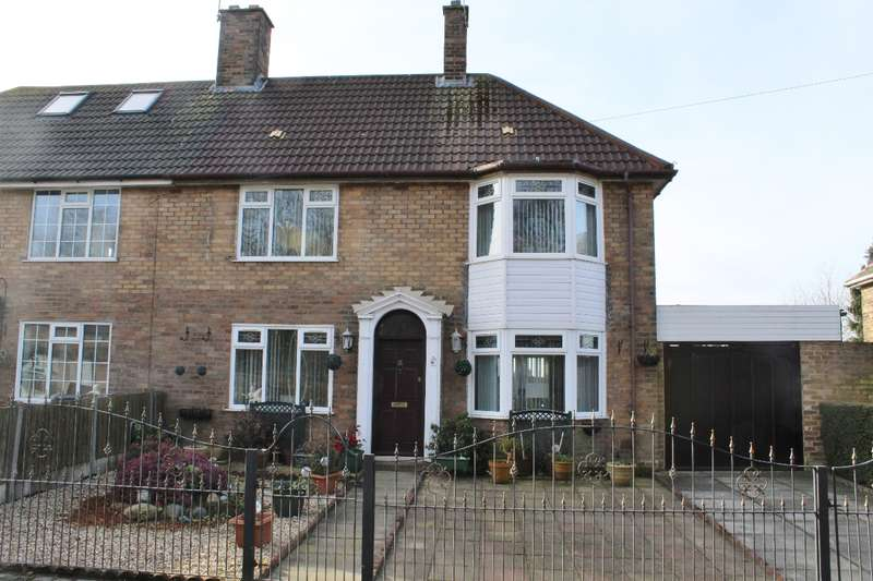 3 Bedrooms Semi Detached House for sale in Knowsley Lane Huyton L36