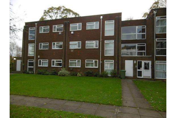 2 Bedrooms Flat for sale in MOUNTBATTEN COURT, 75 SUTTON ROAD, WALSALL
