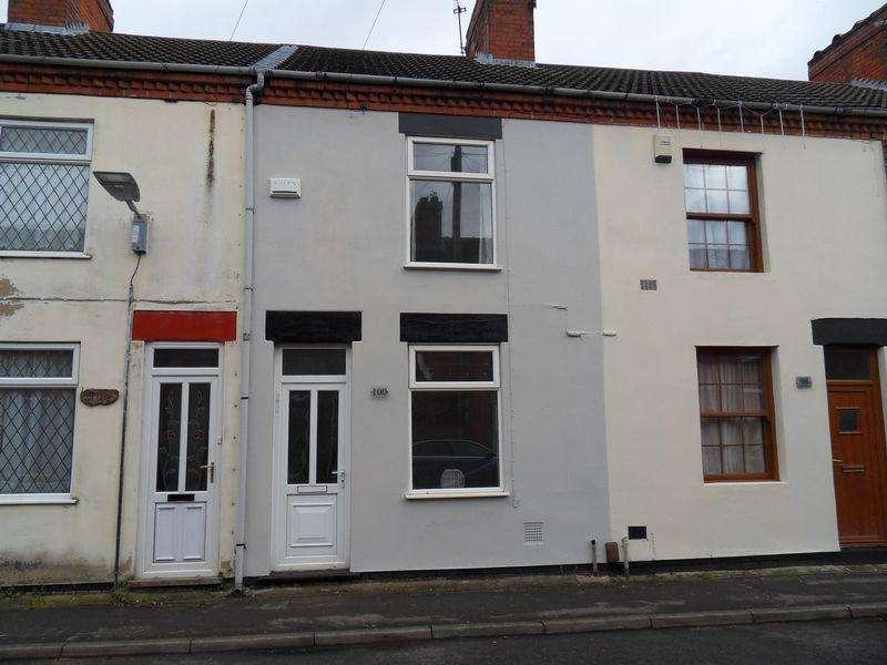 2 Bedrooms Terraced House for sale in Margaret Street, Coalville