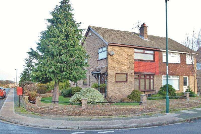 3 Bedrooms Semi Detached House for sale in Kensington Avenue, Normanby