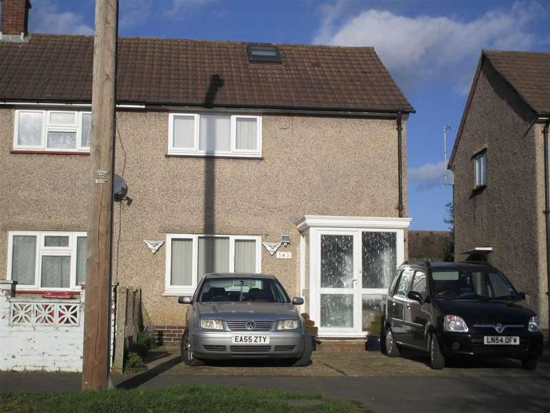2 Bedrooms Semi Detached House for sale in The Frithe, Slough, Berkshire