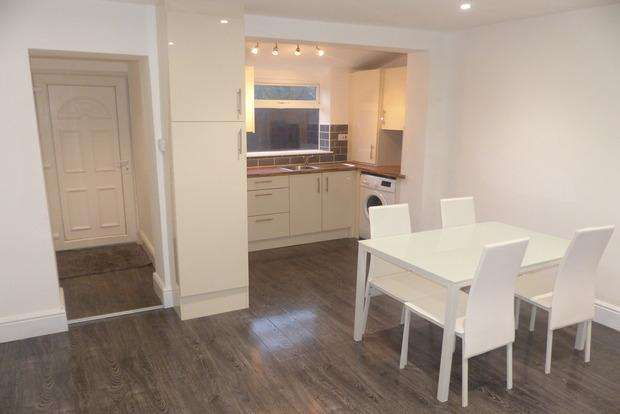 2 Bedrooms Terraced House for sale in Providence Street, Ripley, Derbyshire, DE5