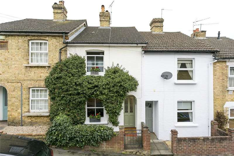 3 Bedrooms Terraced House for sale in Cobden Road, Sevenoaks, Kent