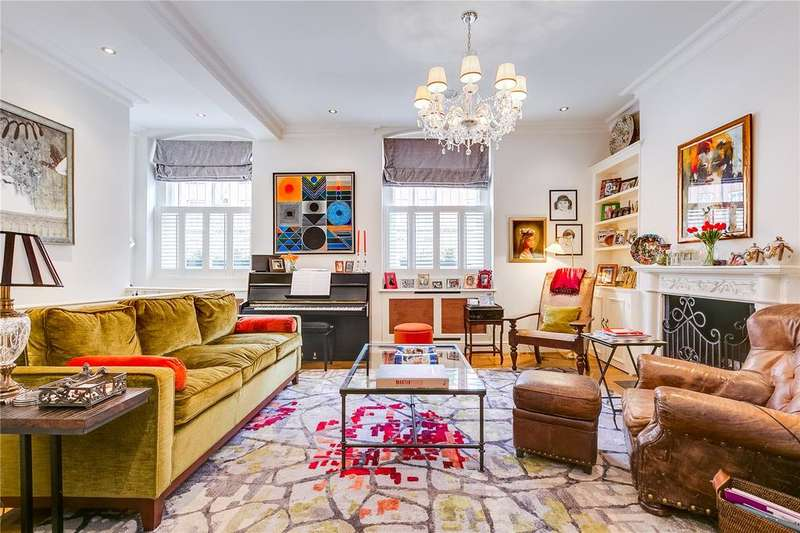 4 Bedrooms Flat for sale in Pond Place, Chelsea