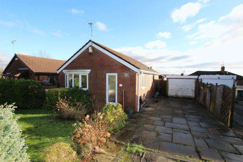 2 Bedrooms Detached Bungalow for sale in Dixon Street, Middleton M24 6GS