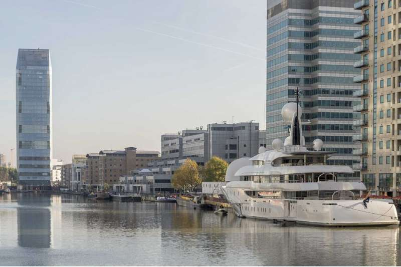 3 Bedrooms Apartment Flat for sale in Dollar Bay, 4 Lawn House Close, Canary Wharf, London, E14