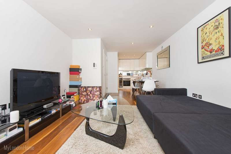 1 Bedroom Apartment Flat for sale in The Hansom, 4 Bridge Place, Westminster, London, SW1V