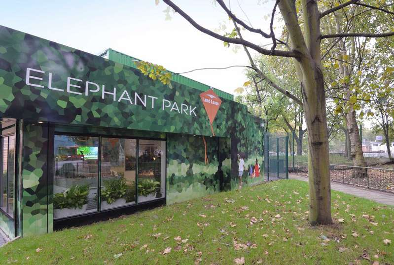 2 Bedrooms Apartment Flat for sale in Orchard View, Orchard Gardens, Elephant Park, Elephant And Castle, SE1