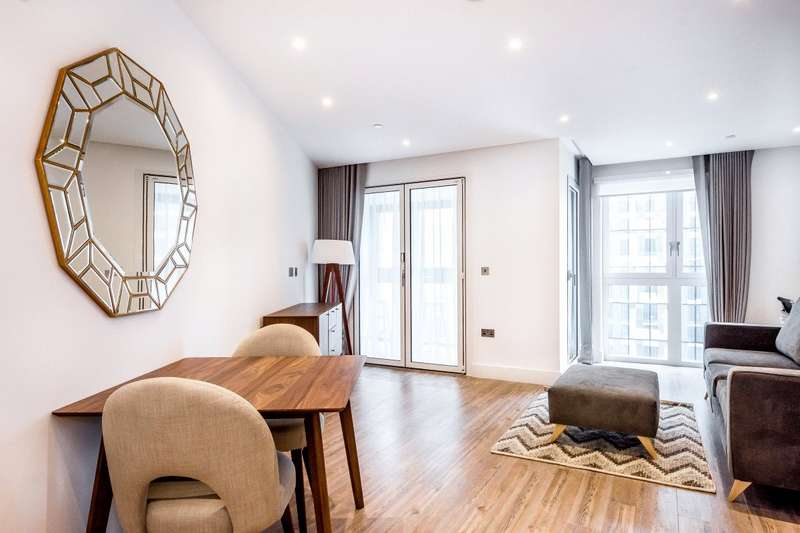 1 Bedroom Apartment Flat for sale in Wiverton Tower, Aldgate Place, 4 New Drum Street, London, E1