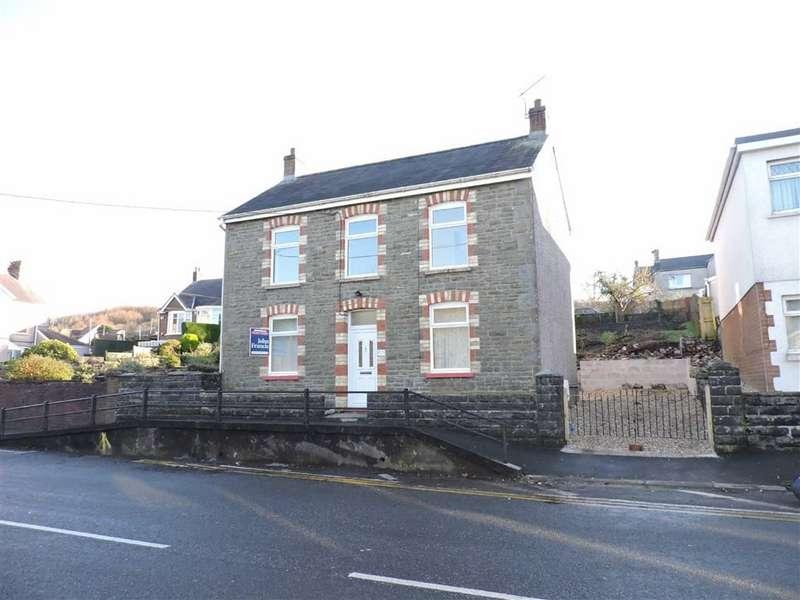 3 Bedrooms Detached House for sale in Cwmamman Road, Glanamman